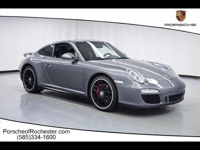 Photo Pre-Owned 2012 Porsche 911 Carrera GTS Rear-wheel Drive Coupe