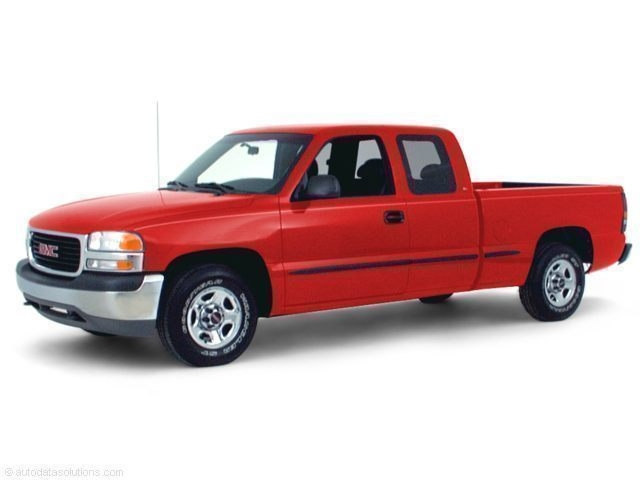 Photo Used 2000 GMC Sierra 1500 Truck Extended Cab in Johnston