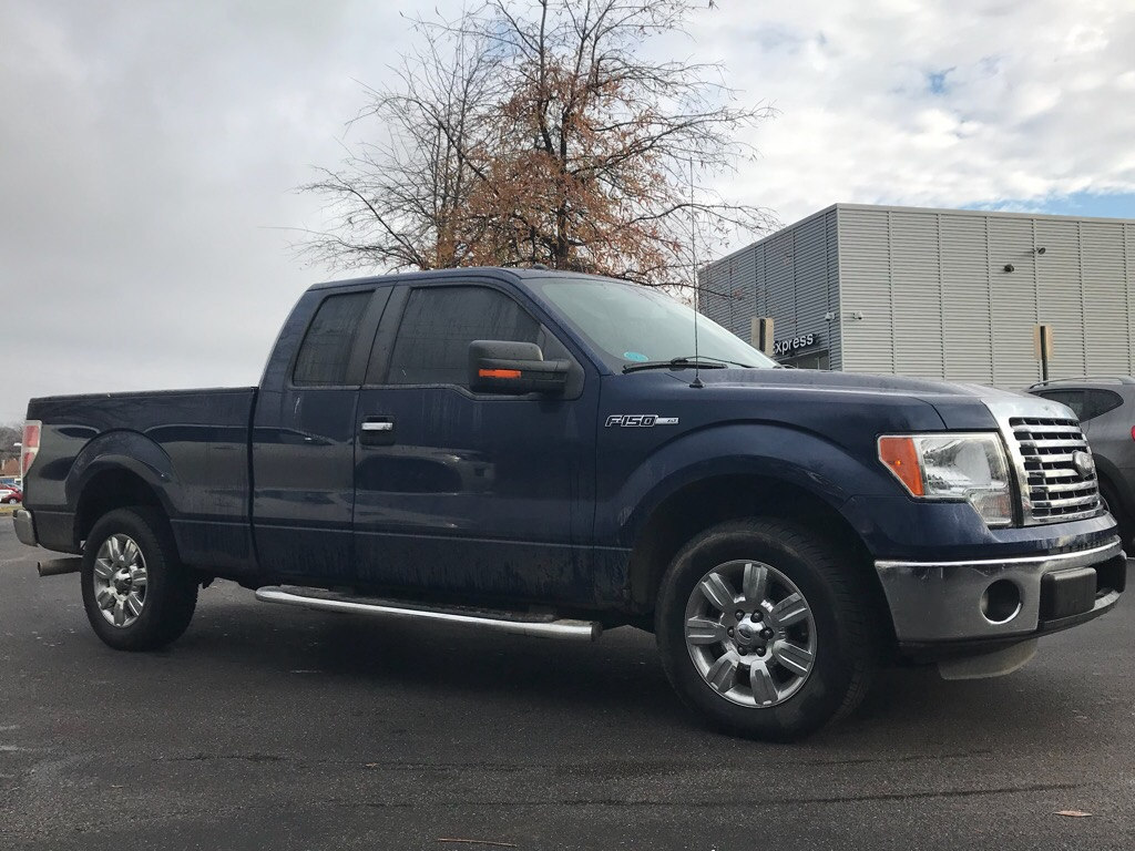 Photo Used 2012 Ford F-150 XLT 4x2 SuperCab Styleside 6.5 ft. SB 2WD in McDonald, TN