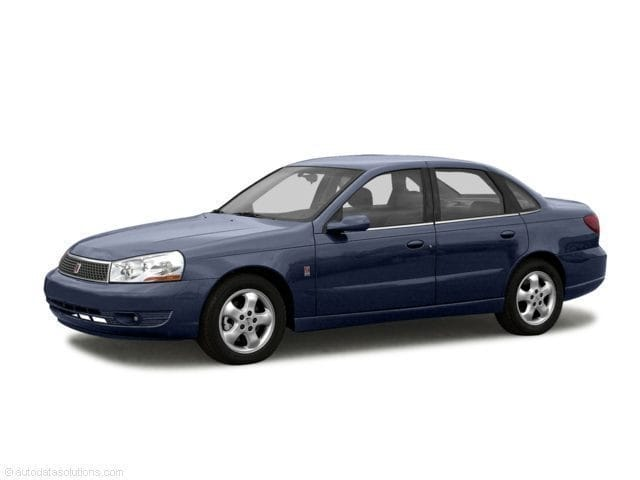 Photo Used 2003 Saturn LS L-200 Auto in Fort Myers