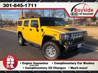 Used 2003 HUMMER H2 Base SUV in Waldorf