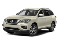 New 2018 Nissan Pathfinder SL Four Wheel Drive Sport Utility