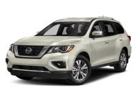 New 2018 Nissan Pathfinder S Four Wheel Drive SUV