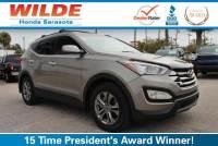 Pre-Owned 2015 Hyundai Santa Fe Sport FWD 4dr 2.4 FWD Sport Utility