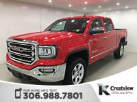 Pre-Owned 2017 GMC Sierra 1500 SLT Crew Cab | Leather | Remote Start 4WD Crew Cab Pickup