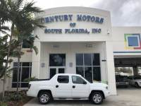 2007 Honda Ridgeline RT 4x4 Tow CD XM Cloth Clean CarFax