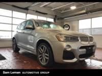 Certified Pre-Owned 2016 BMW X3 Xdrive35i in Peoria, IL