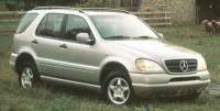 Pre-Owned 2000 Mercedes-Benz M-Class 4WD4dr AWD 3.2L 4WD