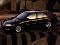1997 CADILLAC CATERA Base Cloth Sedan V-6 cyl