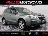 Certified Used 2015 Subaru Forester 2.5i Limited SUV in Leesburg