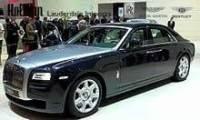 2014 Rolls-Royce Ghost Base Sedan