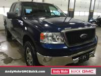 Pre-Owned 2007 Ford F-150 XLT 4WD X Cab