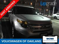 Pre-Owned 2012 Ford Explorer Limited AWD