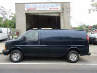 2010 Chevrolet Express 2500 Cargo Van Blue