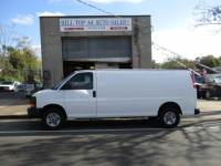 2014 Chevrolet Express 2500 Cargo Van Enclosed, Extended, White
