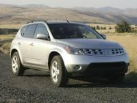 2005 Nissan Murano SUV