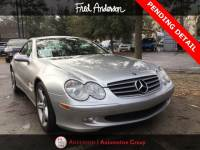 Pre-Owned 2005 Mercedes-Benz SL-Class SL 500 Convertible For Sale | Raleigh NC