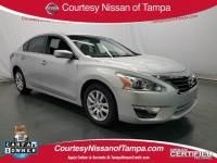 Certified 2014 Nissan Altima 2.5 S Sedan in Jacksonville FL