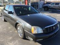 2002 Cadillac DeVille DTS 4.6L FWD Roof Htd Seats Newer Tires