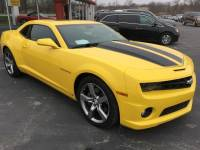 2010 Chevrolet Camaro SS 6.2L Coupe Newer Tires Roof 81K