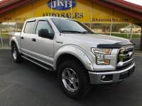 2015 Ford F-150 Lifted 4x4 eco boost new wheels and tires