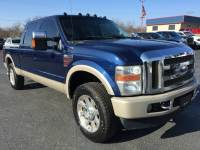 2008 Ford Super Duty F-250 Diesel 4x4 6.4 king ranch new tires