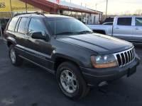 2001 Jeep Grand Cherokee 4X4 Laredo 4.0L Newer Tires Gray Cloth All Power