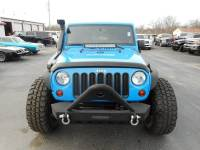 2012 Jeep Wrangler Unlimited Tons of extras off road automatic