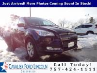 2016 Ford Escape SE SUV I4 16V GDI DOHC Turbo