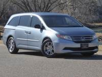 2012 Honda Odyssey EX-L 1-OWNER BACK UP CAMERA, HEATED SEATS, DUAL POWER SLIDING DOORS, REAR DVD