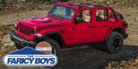New 2018 Jeep Wrangler Unlimited Rubicon 4WD