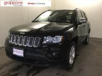 Pre-Owned 2014 Jeep Compass Latitude 4WD