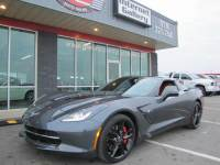 2014 Chevrolet Corvette Stingray 7-Speed Z51 2LT