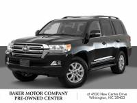 Pre-Owned 2018 Toyota Land Cruiser Four Wheel Drive Sport Utility