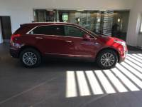Pre-Owned 2017 Cadillac XT5 Luxury FWD Front Wheel Drive SUV