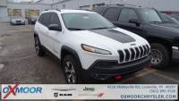 Pre-Owned 2017 Jeep Cherokee Trailhawk 4WD