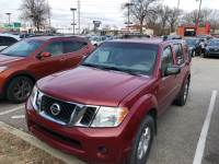 Pre-Owned 2008 Nissan Pathfinder S 4WD