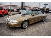 1998 Lincoln Town Car Mpg For Sale