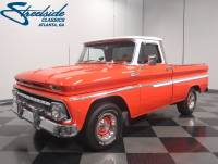 1965 Chevrolet C10 Custom Deluxe $38,995