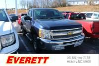 Pre-Owned 2012 Chevrolet Silverado 1500 Work Truck Reg Cab 4x2 RWD Truck