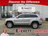 Certified Pre-Owned 2015 Jeep Grand Cherokee Laredo SUV For Sale Springdale, AR