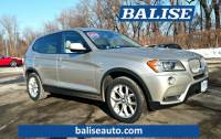 Used 2014 BMW X3 Xdrive35i for Sale in West Springfield, MA