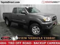 2015 Toyota Tacoma TRD Pro Truck Access Cab 4x4
