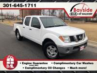 Used 2007 Nissan Frontier Truck Crew Cab in Waldorf