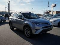 Used 2017 Toyota RAV4 Hybrid Limited SUV All-wheel Drive in Cockeysville, MD