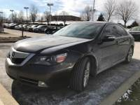 Pre-Owned 2010 Acura RL 3.7 AWD