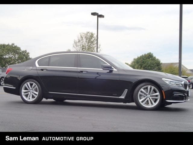 Photo Certified Pre-Owned 2016 BMW 7 Series 750i Xdrive in Peoria, IL