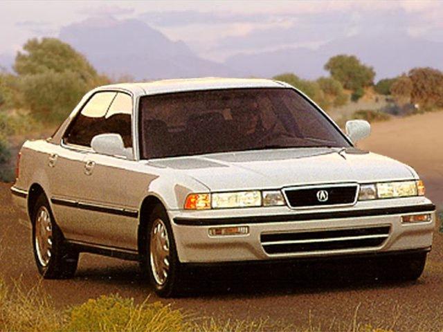 Photo 1992 Acura Vigor LS Sedan