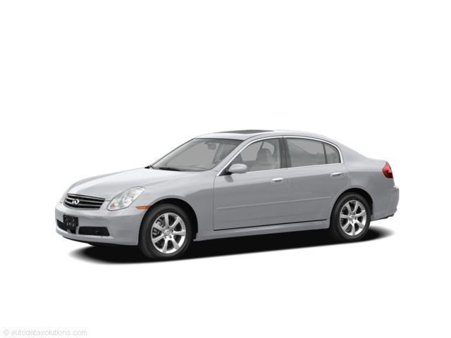 Photo Used 2006 INFINITI G35 Base w6-Speed Manual For Sale in Colma CA  Stock T6M508374  San Francisco Bay Area