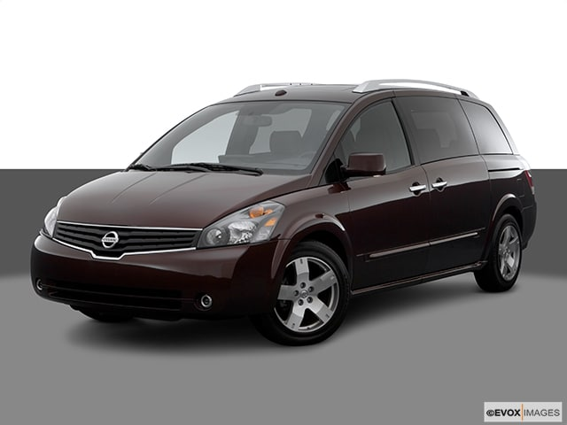 Photo Pre-Owned 2007 Nissan Quest MinivanVan For Sale  Raleigh NC